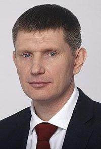 Maxim Reshetnikov economy.gov.ru (cropped).jpg