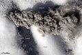 May 18, 2010, Ash plume from Eyjafjallajokull Volcano.jpg
