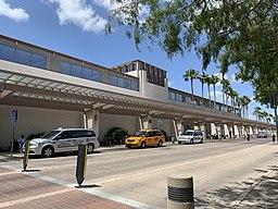 McAllen International Airport, Main Terminal