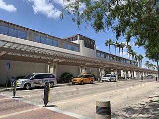 McAllen Miller International Airport airport in McAllen, Texas, United States