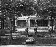 McKinley home Canton