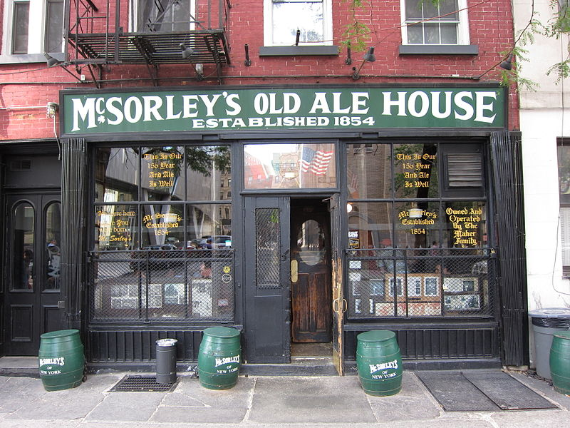 File:McSorley's Old Ale House 001.jpg