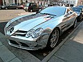 Mc Laren SLR Brabus Silver (6352610709).jpg