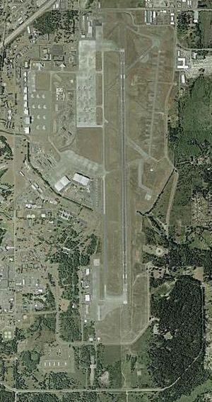 McChord Field - McChord AFB – 20 June 2002