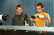 Measurements at Optical Bench FME CTU.jpg