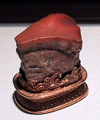 Meat-shaped Stone