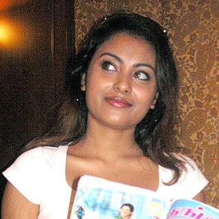 Meenakshi (actress) Indian actress who appears in Tamil, Telugu and Malayalam language films