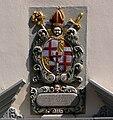Meersburg Schlossplatz Pfarrhof Wappen Marquard Rudolph von Rott 1700.jpg