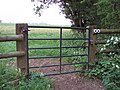 Meeting of two bridleways - geograph.org.uk - 428849.jpg