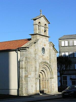 Melide, A Coruña - Image: Melide Galiza 2008 02 07 49
