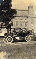 Men in a Cole 30 car on the University of Oregon, circa 1910 (7839464996).jpg