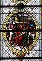 Merazhofen Pfarrkirche Chorfenster Dornenkrönung.jpg