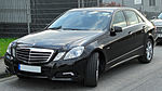Mercedes E 200 CGI BlueEFFICIENCY Avantgarde (W212) front 20100516.jpg