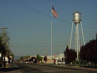 Merrill, Oregon - Image: Merrill, Oregon