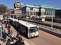 Metro Transit bus stop at Coffman Memorial Union.jpg