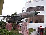 MiG-21PFM at B52 Victory Museum 20060214.jpg
