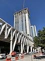 MiamiCentral Construction Brightline Station Downtown Miami (44542622300).jpg