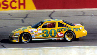 Michael Waltrip - 1989 car