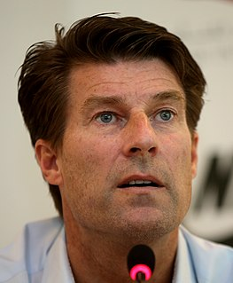 Michael Laudrup Danish association football player and coach