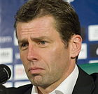 Michael Skibbe in Moscow