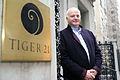 Michael Sonnenfeldt outside the TIGER 21 office..JPG