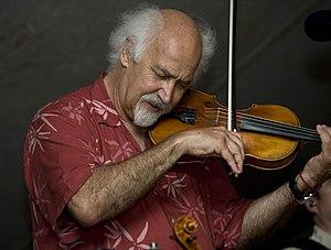 Cajun fiddle - Michael Doucet
