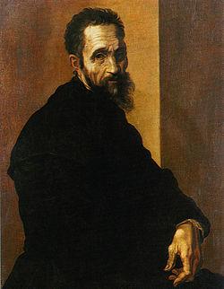 Michelangelo buonarroti1