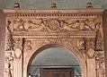 Michelozzo e artisti lombardi, portale del banco mediceo a milano, 1450-1500 ca. 02.JPG