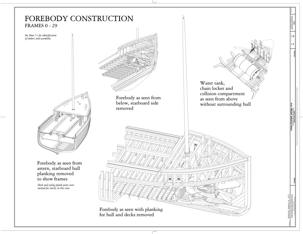 file midbody construction frames 25 52 steam schooner wapama  other resolutions 311 240 pixels 621 480 pixels