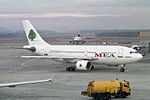 Middle East Airlines - MEA Airbus A310-222 3B-STJ (26484769384).jpg