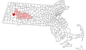 Middlefield, Massachusetts - Image: Middlefield ma highlight