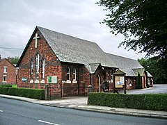 Midge Hall Methodist Church - geograph.org.uk - 497730.jpg