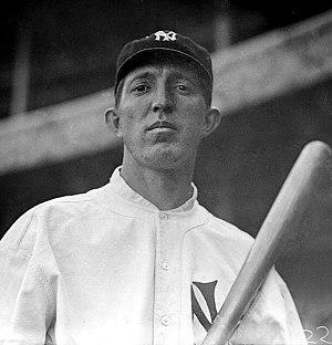 Ezra Midkiff - Image: Midkiff 1913 Yankees