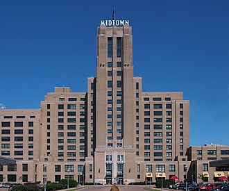 Midtown Phillips, Minneapolis - Image: Midtown Exchange