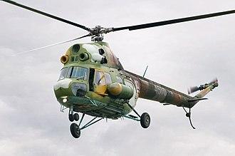 Mil Mi-2 - Mi-2 of the Polish Air Force
