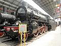 Milano mus Scienza Tecnologia locomotiva S685.JPG