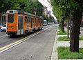 Milano viale Corsica tram.JPG