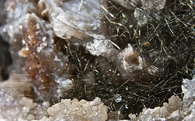 Millerite - mine Sterling, New York, États-Unis