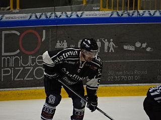 Miloslav Gureň Czech ice hockey player