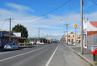 Milton, New Zealand Town in New Zealand