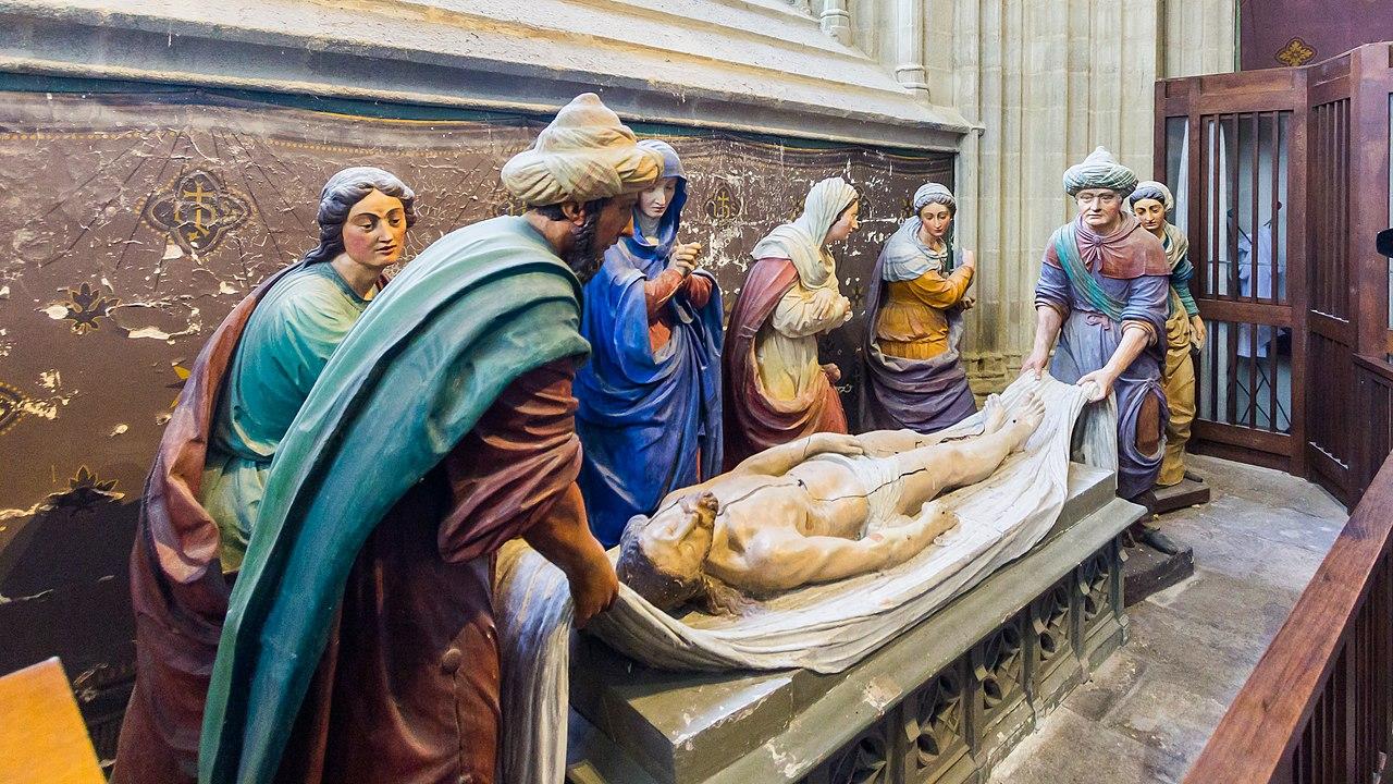 Le grand silence du Samedi Saint dans Communauté spirituelle 1280px-Mise_au_tombeau%2C_cath%C3%A9drale_Saint-Corentin_de_Quimper-1527