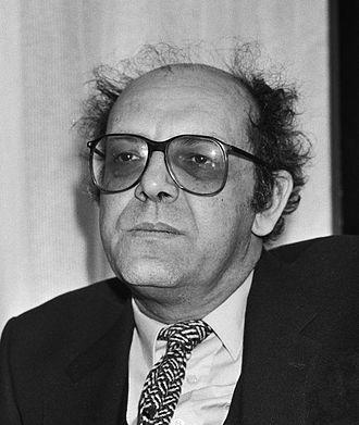 Misha Mengelberg - Image: Misha Mengelberg 1985