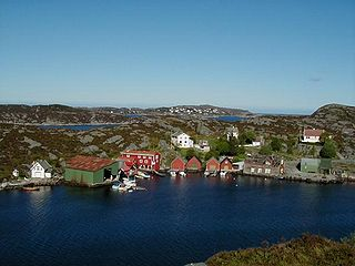 Fjell Municipality in Hordaland, Norway