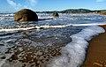 Moeraki Boulders, Otago, NZ (8137797894).jpg