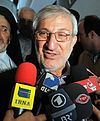 Mohammad Saeedikia in the election commission.jpg