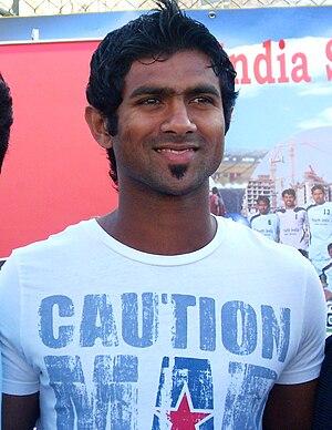 Mohammed Rafi (footballer) - Image: Mohammed Rafi 22