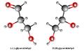 Mol geom DL-glyceraldehyd.PNG