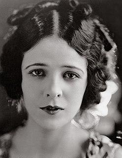 Mona Maris Argentine actress