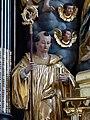 Mondsee Kirche - Hochaltar St.Benedikt.jpg