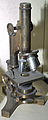 Monocular Straight Tube Microscope - Jagadish Chandra Bose Museum - Bose Institute - Kolkata 2011-07-26 4027 Cropped.JPG